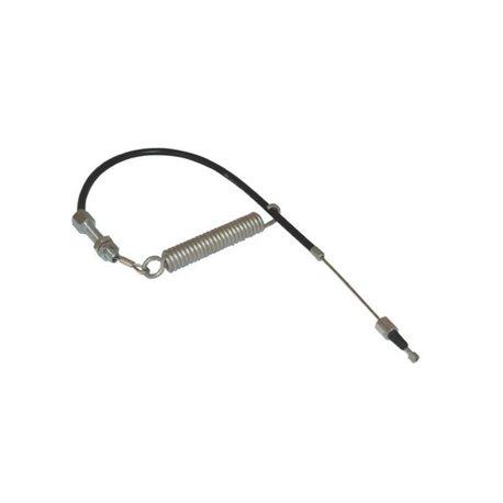 Linka do włączania noża Castelgarden 382004601/2, 82004601/2, 82004601/0