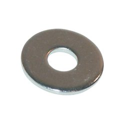 Podkładka płaska poszerzana ocynk , M10