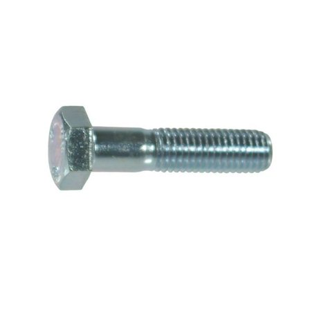 Śruba pół gwint kl. 10.9 ocynk , M16 x 80 mm