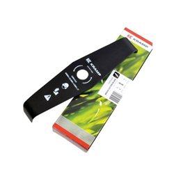 Nóż do kosy 2 zęby mulczujący , 300-25.4 - 4 mm