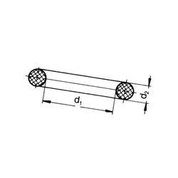 Pierścień uszcelniający AS-Motor