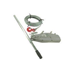 Wciągarka z dźwignią rurową, 800 kg McBULL