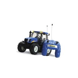 Traktor zdalnie sterowany Big Farm New Holland T6070 Britains  1994TM42601