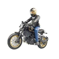 Motor wyścigowy Ducati z kierowcą Bruder  U63050