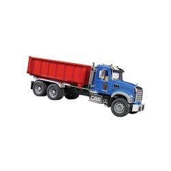 Zabawka ciężarówka kontener Mack Granite Bruder  U02822