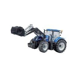 Traktor New Holland T7.315 z ładowaczem Bruder  U03121