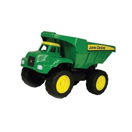 Zabawka Tomy mini wywrotka John Deere Big Scoop Ertl  E42928