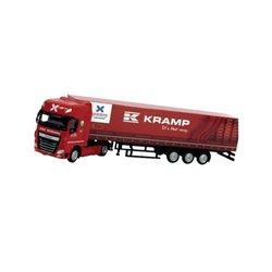 Ciężarówka transportowa  ciągnik z naczepą 1:87   KRA450600012
