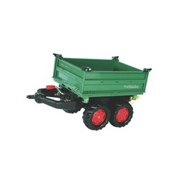 Fendt Mega - Trailer zielony Rolly Toys  R12220