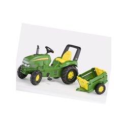 Traktor X-Trac John Deere z przyczepką Rolly Farm Rolly Toys  1993035762