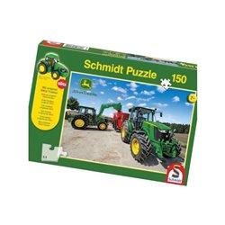 Puzzle traktory serii 5M Schmidt  SH56045