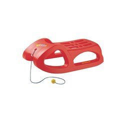 "Sanki ""Snow Cruiser"" czerwone Rolly Toys  R20012"