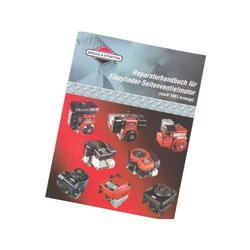Podręcznik naprawy 1-cylindrowy Briggs & Stratton 271266