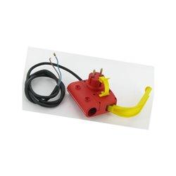 Przełącznik PC2000 kompletny czerwony 4,8 Wolf-Garten Wolf: 3615-045