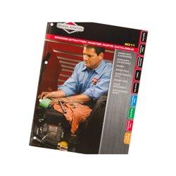 Katalog części zam. B&S Briggs & Stratton MS4185