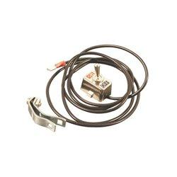 Przełącznik przechylny 12 V z kablem