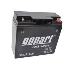 Akumulator 12 V 22 Ah zamkn. Gopart