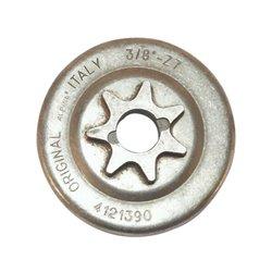 Koło łańcuchowe 3/8&034-7 zęb. 600 Alpina 4121390
