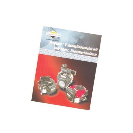 Repair manual 1 cyl fr Briggs & Stratton 271890