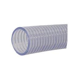 Wąż ssawno - tłoczny PCW ze spiralą stalową Alfagoma,  1/2&034 Alfagomma