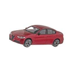 Samochód Alfa Romeo Giulia 2016 Bburago