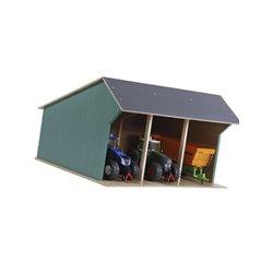 Wiata garażowa, duża 1:32 Kids Globe