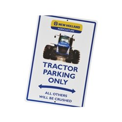 New Holland Parking only Tractorfreak