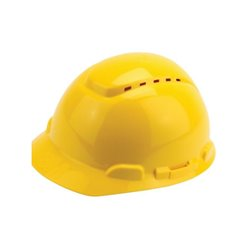 Kask ochronny H700, żółty 3M