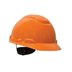 Kask ochronny H700, pomarańcz. 3M