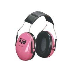 Słuchawki ochronne dla dzieci, różowe Peltor