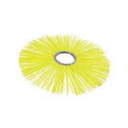 Szczotka pierścieniowa 800/254 poli żółty