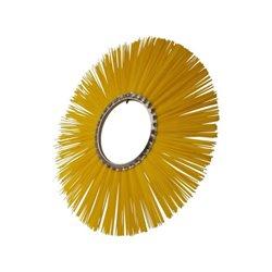 """Sczotka pierścieniowa polyester, 550 x 7"""" / 80 1/2 cup"""