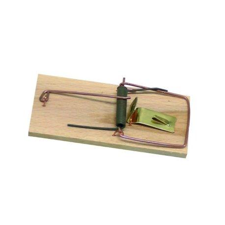 Łapka na myszy, drewniana Bros