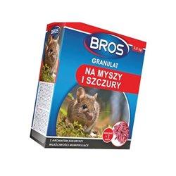 Granulat na myszy i szczury , 2,5 kg Bros