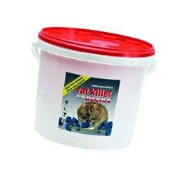 Kostka na myszy i szczury Rat killer perfekt, 5 kg Best-Pest