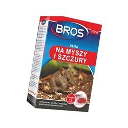 Pasta na myszy i szczury 100 g Bros