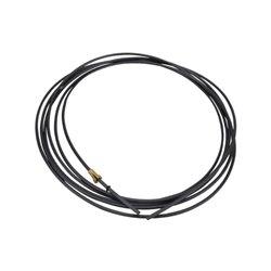 Akcesoria do palnika MIG/MAG , przewód prowadzący PA-Alu-RVS 4,5 m 1,0 - 1,2 mm TBi