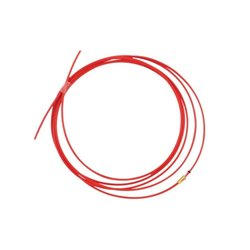 Akcesoria do palnika MIG/MAG , teflonowy rdzeń liny czerwony 5,5 m 1,0 - 1,2 mm TBi