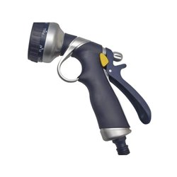 Pistolet natryskowy 8 funkcji metal - guma, DY2072 Daye DY2072