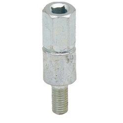 Adapter wałka 6x6 kwadrat M6 R