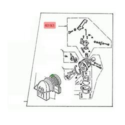 Dźwignia regulacji gazu – manetka AL-KO 401901