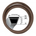 """Paski klinowe o szerokości 1/2""""(12,7mm)"""